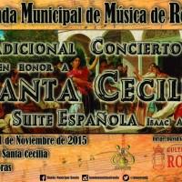 Concierto Santa Cecilia 2015